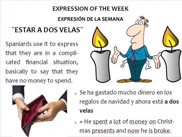 Expression of the week - May 3rd